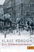 Cover-Bild zu Kordon, Klaus: Ein Trümmersommer