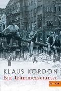 Cover-Bild zu Kordon, Klaus: Ein Trümmersommer (eBook)