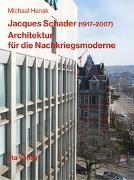 Cover-Bild zu Hanak, Michael: Jacques Schader (1917-2007)