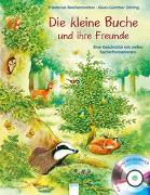 Cover-Bild zu Reichenstetter, Friederun: Eine Tier-Geschichte mit vielen Sachinformationen / Die kleine Buche und ihre Freunde