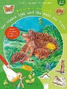 Cover-Bild zu Reichenstetter, Friederun: Der kleine Igel und die Welt der Tiere