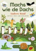 Cover-Bild zu Bond, Andrew: Machs wie de Dachs, Liederheft