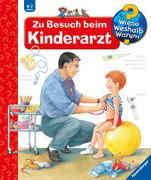 Cover-Bild zu Rübel, Doris: Wieso? Weshalb? Warum? Zu Besuch beim Kinderarzt (Band 9)