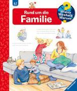 Cover-Bild zu Mennen, Patricia: Wieso? Weshalb? Warum? Rund um die Familie (Band 62)