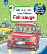Cover-Bild zu Mennen, Patricia: Wieso? Weshalb? Warum? junior zum Hören: Fahrzeuge (Band 4)