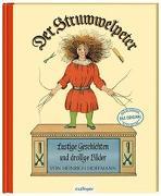 Cover-Bild zu Hoffmann, Heinrich (Illustr.): Der Struwwelpeter: Lustige Geschichten und drollige Bilder