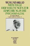 Cover-Bild zu Neue Folge der Vorlesungen zur Einführung in die Psychoanalyse von Freud, Sigmund