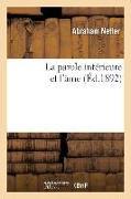 Cover-Bild zu La Parole Int�rieure Et l'�me von Netter-A