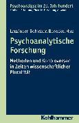 Cover-Bild zu Psychoanalytische Forschung (eBook) von Leuzinger-Bohleber, Marianne