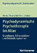 Cover-Bild zu Psychodynamische Psychotherapie im Alter (eBook) von Lindner, Reinhard