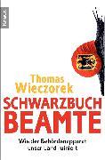 Cover-Bild zu Schwarzbuch Beamte von Wieczorek, Thomas