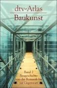 Cover-Bild zu dtv-Atlas Baukunst von Müller, Werner