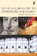 Cover-Bild zu The Penguin Guide to Literature in English von Carter, Ronald