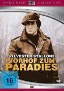 Cover-Bild zu Vorhof zum Paradies von Stallone, Sylvester