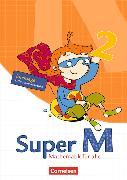 Cover-Bild zu Super M 2. Schuljahr. Einstiege / Aufstiege. Arbeitsblätter zur Differenzierung von Dietz, Heidi