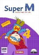 Cover-Bild zu Super M 4. Schuljahr. Arbeitsheft mit CD-ROM von Dietz, Heidi