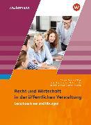 Cover-Bild zu Ausbildung in der öffentlichen Verwaltung von Düngen, Hans-Gerd