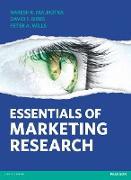 Cover-Bild zu Malhotra, Naresh K: Essentials of Marketing Research (eBook)