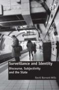 Cover-Bild zu Barnard-Wills, Dr David: Surveillance and Identity (eBook)