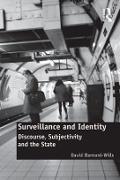 Cover-Bild zu Barnard-Wills, David: Surveillance and Identity (eBook)