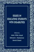Cover-Bild zu Lloyd, John Wills (Hrsg.): Issues in Educating Students With Disabilities (eBook)