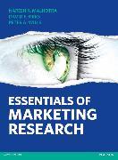 Cover-Bild zu Malhotra, Naresh K: Essentials of Marketing Research