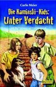 Cover-Bild zu Meier, Carlo: Unter Verdacht