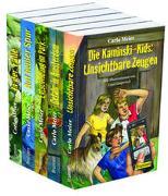 Cover-Bild zu Meier, Carlo: Kaminski-Kids-Paket 2 (Band 6-10 Taschenbuchausgaben)
