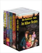 Cover-Bild zu Meier, Carlo: Kaminski-Kids-Paket 3 (Band 11-15)