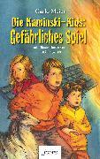 Cover-Bild zu Meier, Carlo: Die Kaminski-Kids: Gefährliches Spiel (eBook)