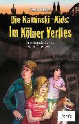 Cover-Bild zu Meier, Carlo: Die Kaminski-Kids: Im Kölner Verlies (eBook)