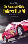 Cover-Bild zu Meier, Carlo: Fahrerflucht