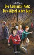 Cover-Bild zu Meier, Carlo: Das Rätsel in der Burg