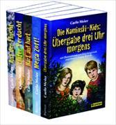 Cover-Bild zu Meier, Carlo: Kaminski-Kids-Paket 1 (Band 1-5 Taschenbuchausgabe)