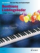 Cover-Bild zu Blume, Alexander (Instr.): Benthiens Lieblingslieder