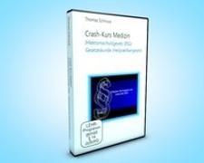 Cover-Bild zu Crash Kurs Medizin von Schnura, Thomas