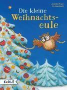 Cover-Bild zu Moser, Annette: Die kleine Weihnachtseule