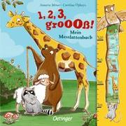 Cover-Bild zu Moser, Annette: 1,2,3 groooß!