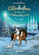 Cover-Bild zu Moser, Annette: Glöckchen, das Weihnachtspony - Der Zauber des Nordsterns (eBook)