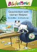 Cover-Bild zu Moser, Annette: Bildermaus - Geschichten vom kleinen Welpen