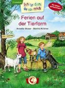 Cover-Bild zu Moser, Annette: Ich für dich, du für mich - Ferien auf der Tierfarm