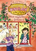 Cover-Bild zu Moser, Annette: Der zuckersüße Wunderladen - Mein magisches Geheimnis
