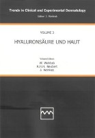 Cover-Bild zu Hyaluronsäure und Haut von Wohlrab, W (Hrsg.)