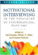 Cover-Bild zu Motivational Interviewing in the Treatment of Psychological Problems, Second Edition von Arkowitz, Hal (Hrsg.)