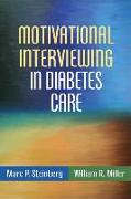 Cover-Bild zu Motivational Interviewing in Diabetes Care von Steinberg, Marc P.