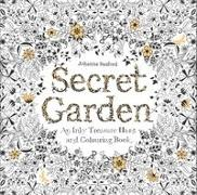 Cover-Bild zu Basford, Johanna (Illustr.): Secret Garden
