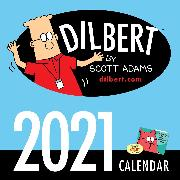 Cover-Bild zu Adams, Scott: Dilbert 2021 Wall Calendar