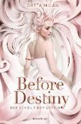 Cover-Bild zu Milán, Greta: Der Schwur der Göttin 2: Before Destiny (eBook)