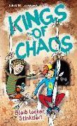 Cover-Bild zu Leonhardt, Jakob M.: Kings of Chaos (3). Bleib locker, Stinktier!
