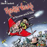 Cover-Bild zu Leonhardt, Jakob M.: Henry Vegas - Auf Klassenfahrt durch die Galaxie (Audio Download)